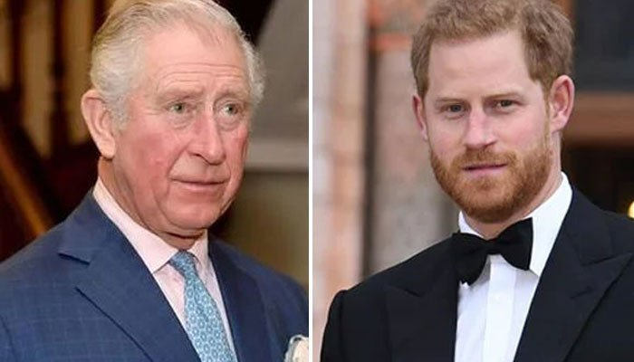 Prince Harry to leave Prince Charles 'in line of fire' with memoir release