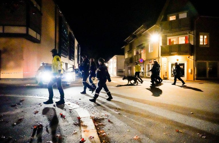 Several dead in Norway after man shoots people with bow and arrows – latest