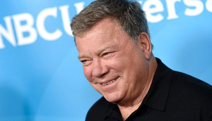 Star Trek star William Shatner becomes oldest person to travel into space