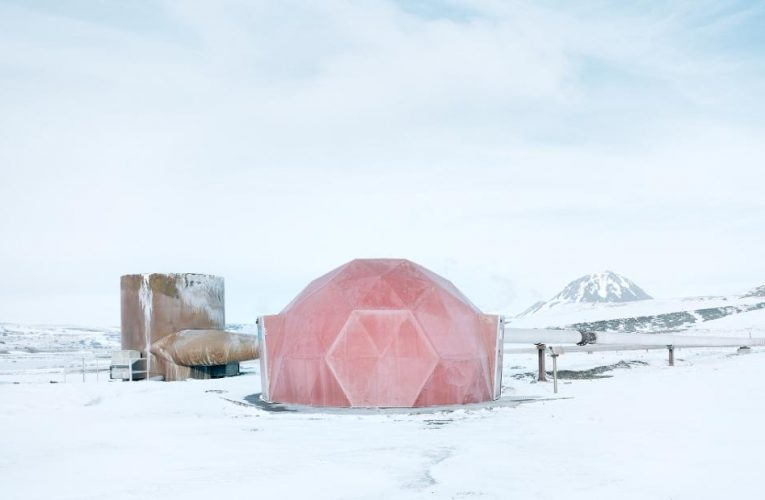 The surreal beauty of Earth's northernmost buildings